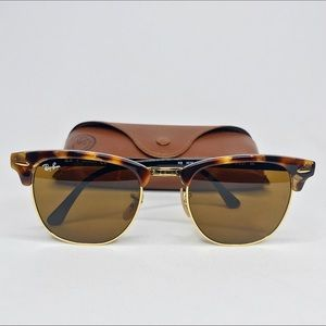Ray-Ban Clubmaster Classic Tortoise